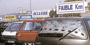 Commerce automobile: De plus en plus de moutons noirs?