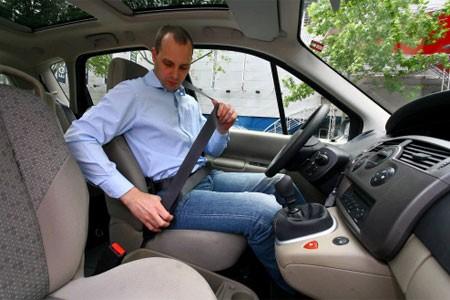Du bon usage de la ceinture de sécurité