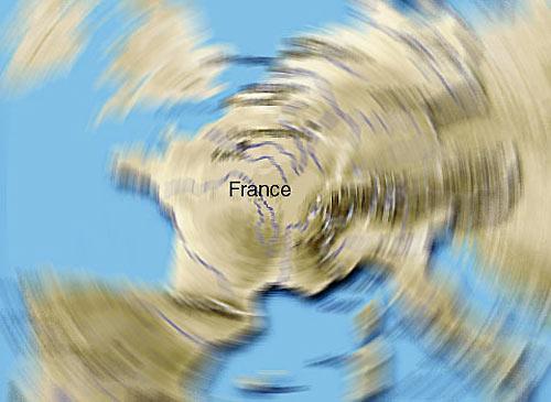 Les amendes passent les frontières européennes