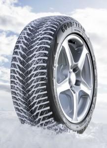 Six pneus neige - À l'épreuve de la montagne