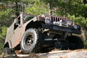 Pneus Jeep